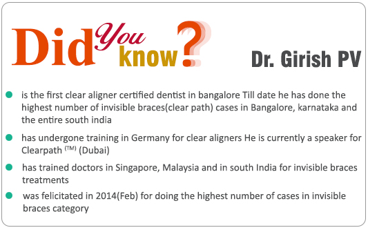 About Our Orthodontic Specialist